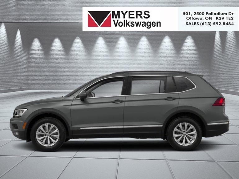 Volkswagen Tiguan Comfortline 4MOTION  - $231.25 B/W 2018