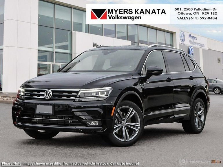2019 Volkswagen Tiguan Highline 4MOTION