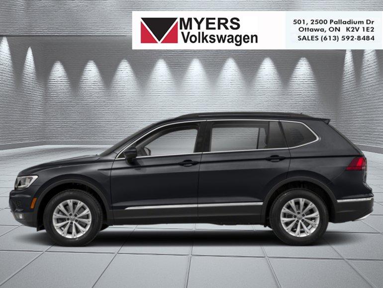 Volkswagen Tiguan Comfortline 4MOTION  - Sunroof - $296.08 B/W 2019