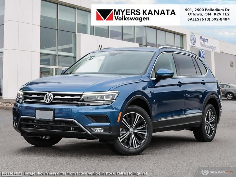 Volkswagen Tiguan Highline 4MOTION 2019