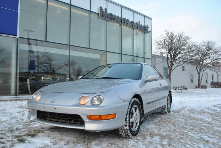 2001 Acura Integra SE ***LOW KM***