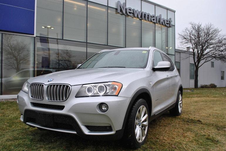 BMW X3 ***SOLD*** 2011