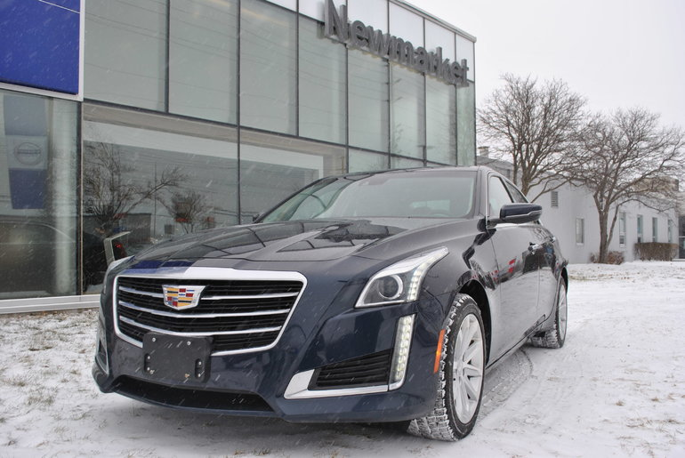 Cadillac CTS 2.0L Turbo Luxury 2015