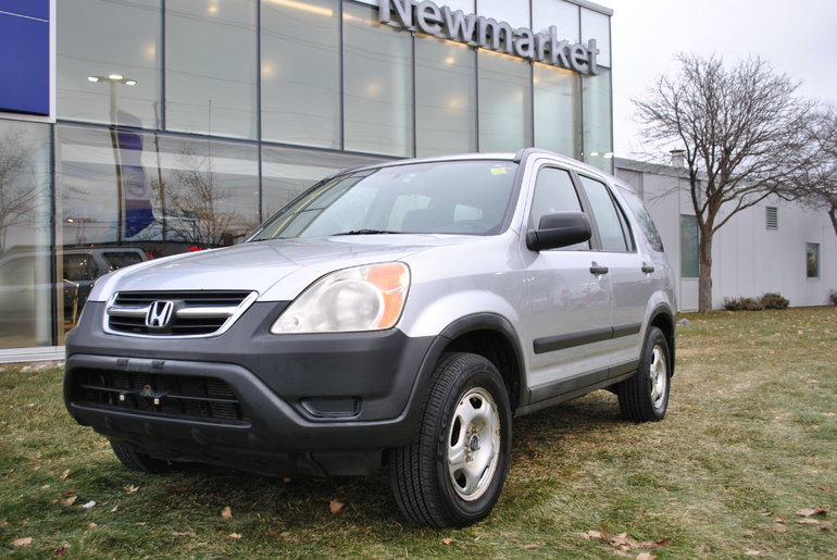 Honda CR-V ***SOLD*** 2004