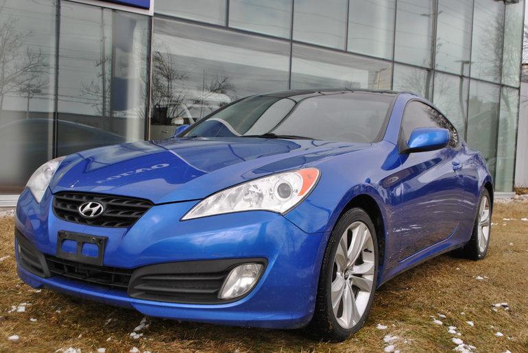 2011 Hyundai Genesis Coupe ***SOLD***