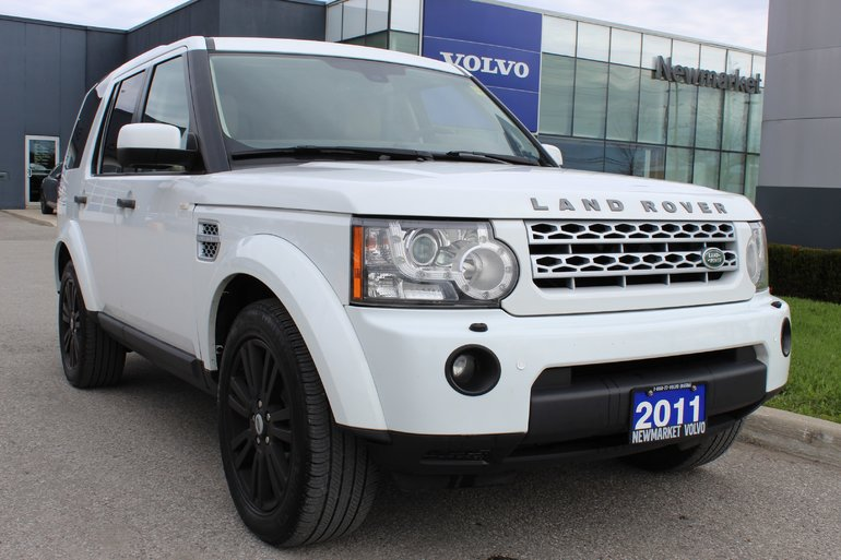 2011 Land Rover LR4 ***SOLD***