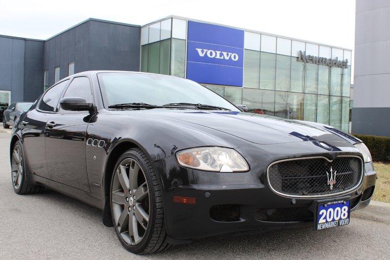 2008 Maserati Quattroporte ***SOLD***