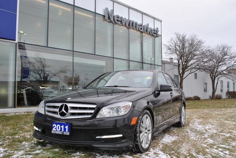 Mercedes-Benz C-Class ***SOLD*** 2011
