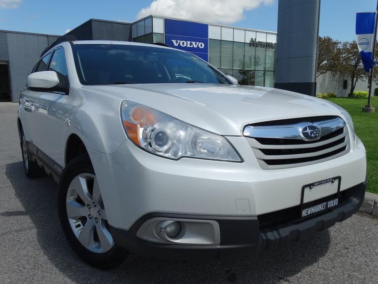 2012 Subaru Outback 2012 Subaru Outback - 5dr Wgn CVT 2.5i w-Limited P