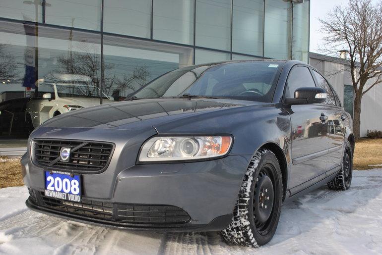 2008 Volvo S40 2.4i A