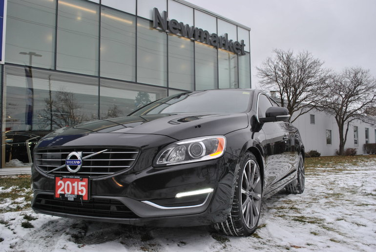 Volvo S60 ***SOLD*** 2015