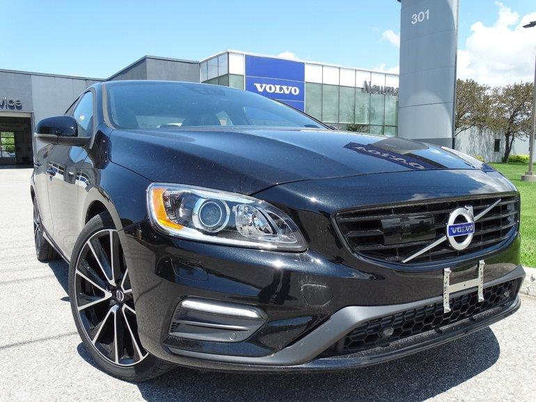 2018 Volvo S60 T5 Dynamic