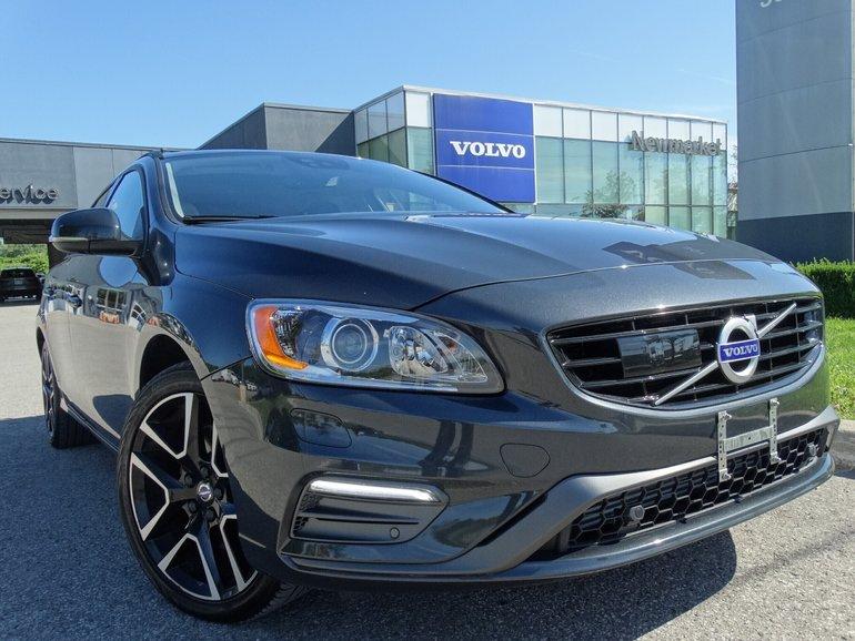 Volvo V60 T5 Dynamic 2018