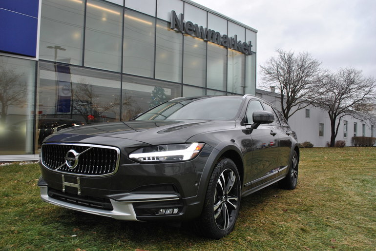 2018 Volvo V90 Cross Country ***SOLD***
