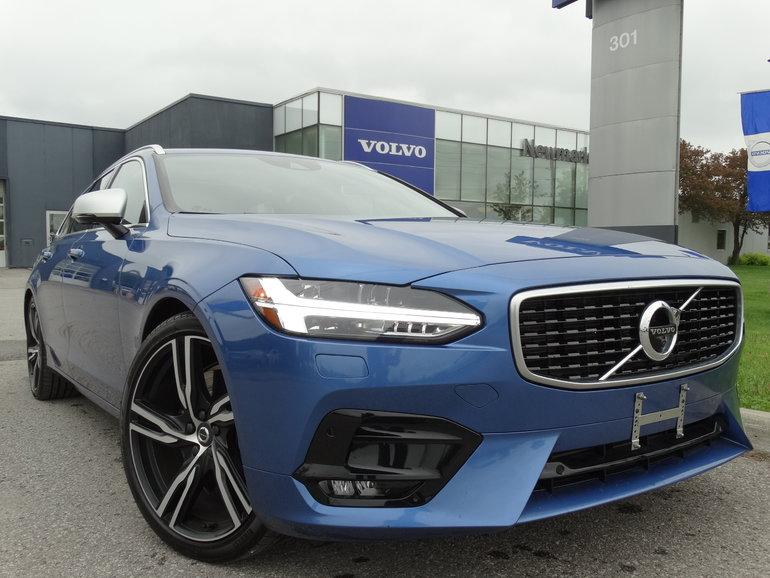 Volvo V90 2018 Volvo V90 - T6 AWD R-Design 2018