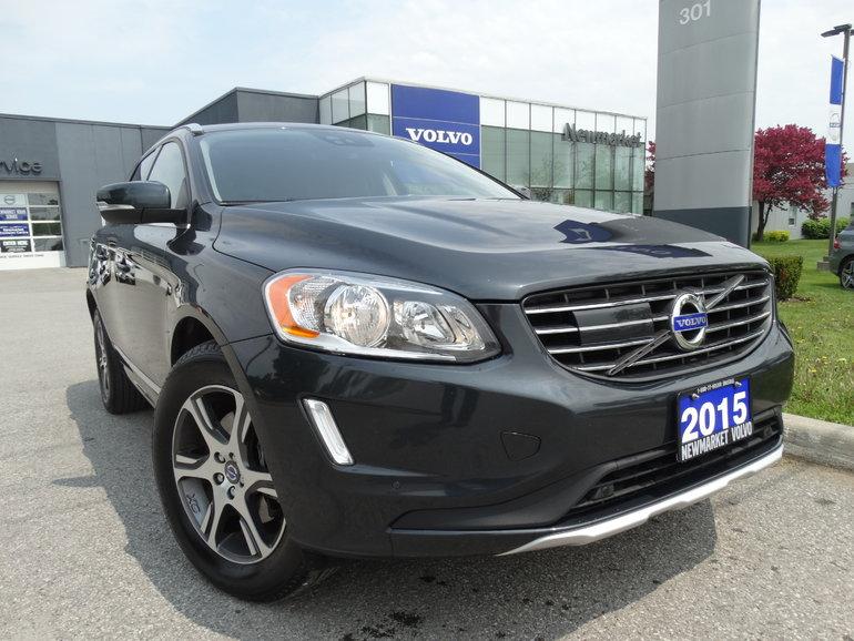 2015 Volvo XC60 T6 Premier plus (2015.5)