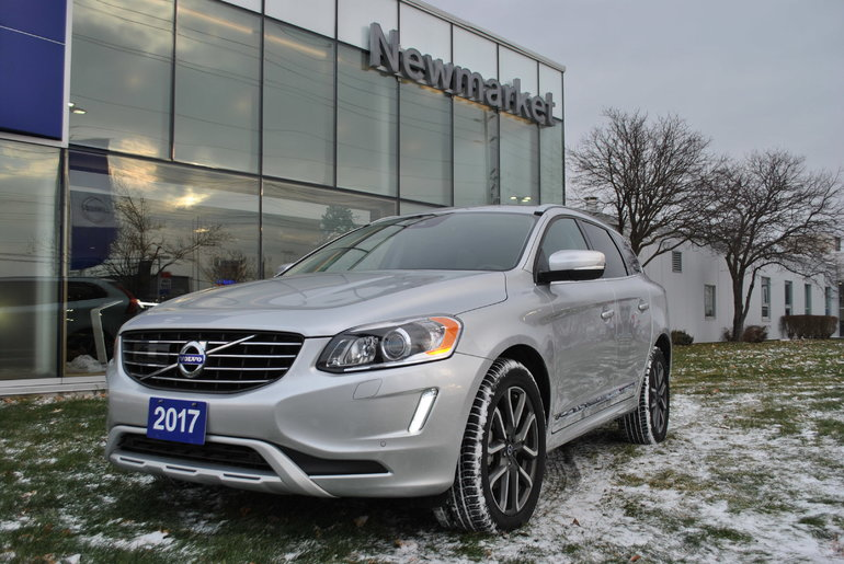 2017 Volvo XC60 T5 Special Edition Low KM