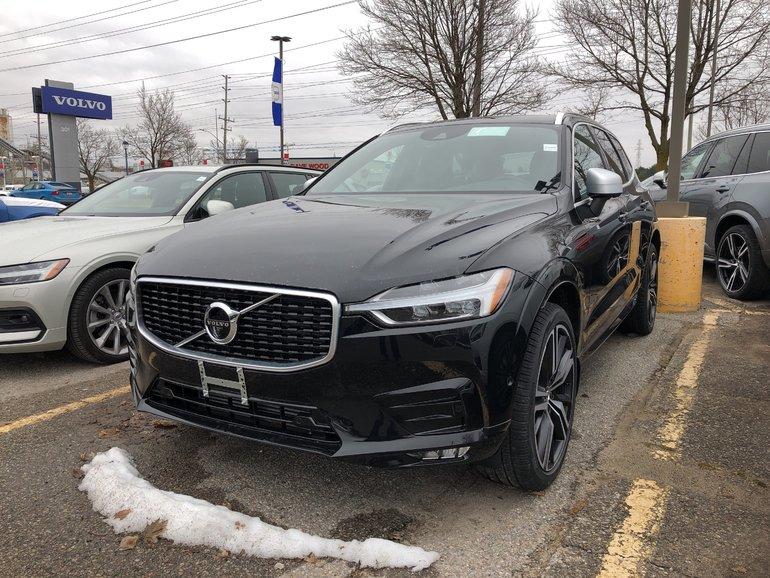 Volvo XC60 T6 R-Design 2019