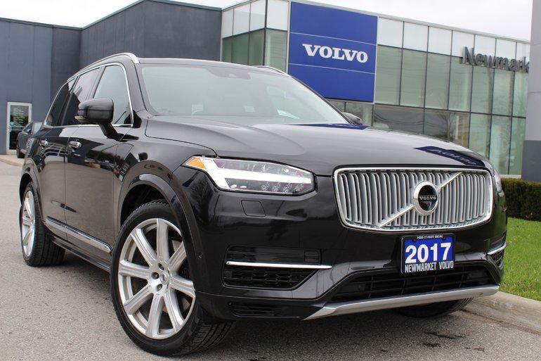 2017 Volvo XC90 Hybrid T8 PHEV Inscription 160KM Warranty Hybrid