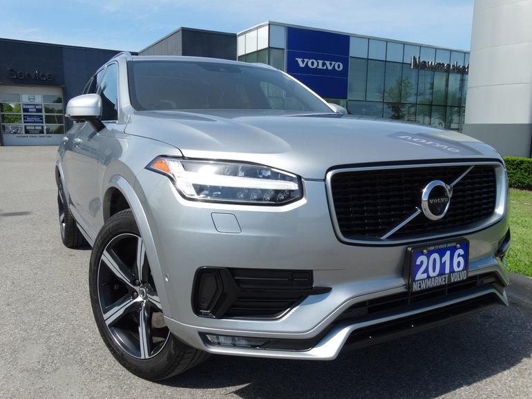 2016 Volvo XC90 2016 Volvo XC90 - AWD 5dr T6 R-Design