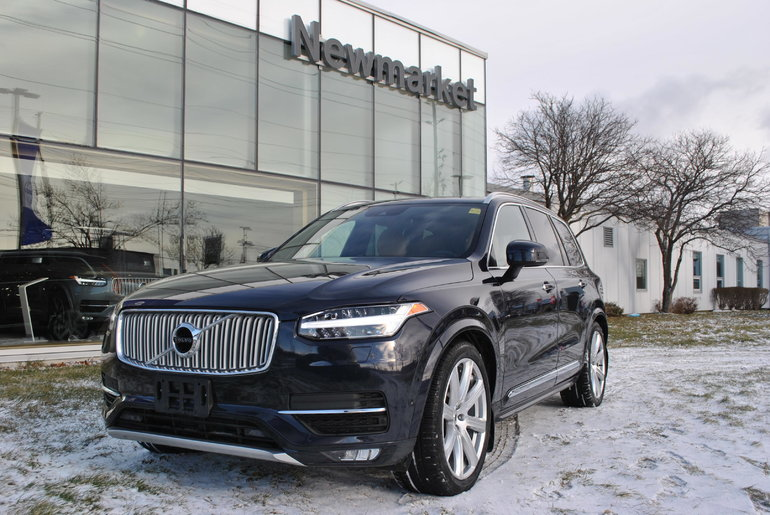 Volvo XC90 T6 Inscription VISION CLIMATE CONV. 2017