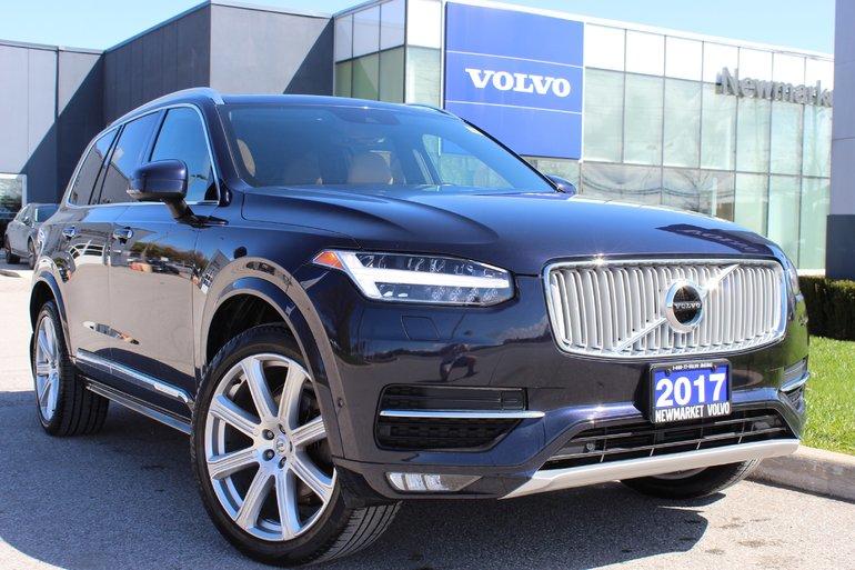 Used 2017 Volvo Xc90 T6 Inscription 160km Warranty Vision