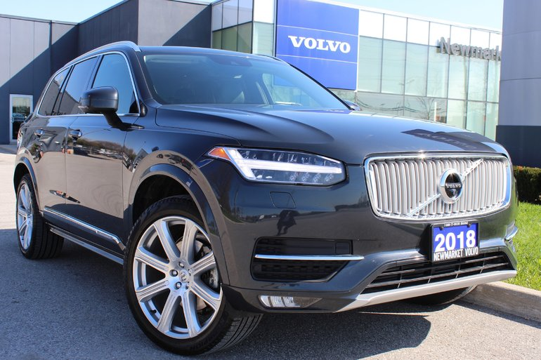 2018 Volvo XC90 T6 Inscription 160KM Warranty Vision Climate