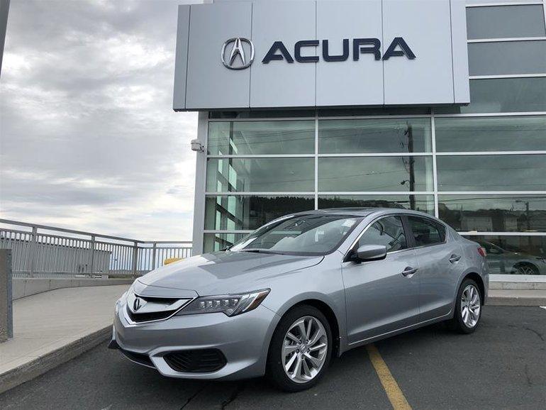 2018 Acura ILX Tech 8DCT