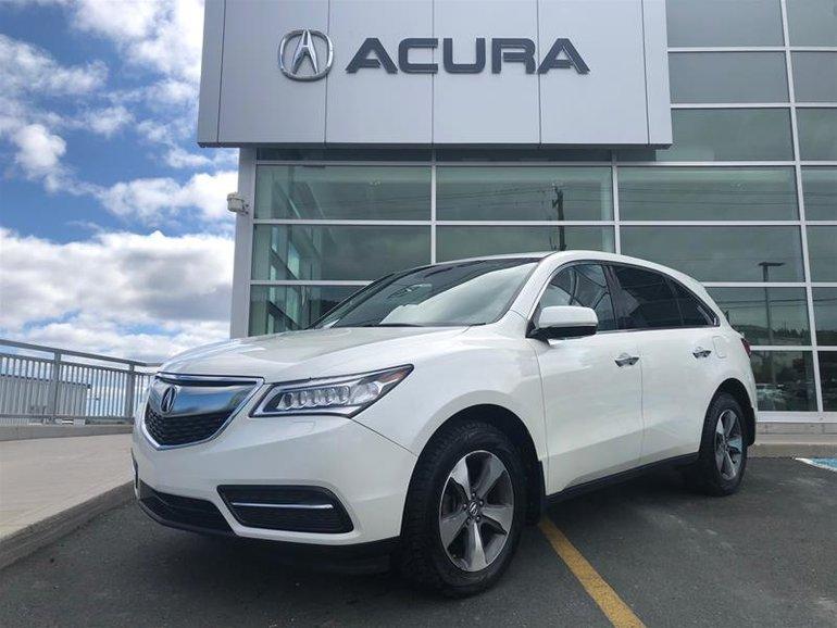 2016 Acura MDX At