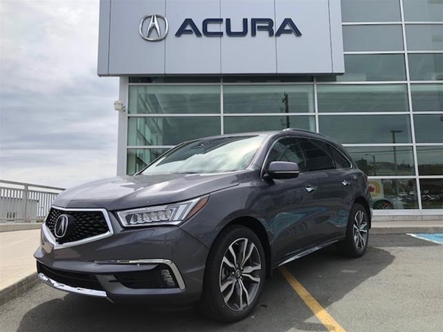 2019 Acura MDX 6P at Elite