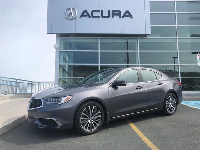 O Neill Acura Used 2019acuratlx3 5l Sh Awd W Tech Pkg In Mount Pearl
