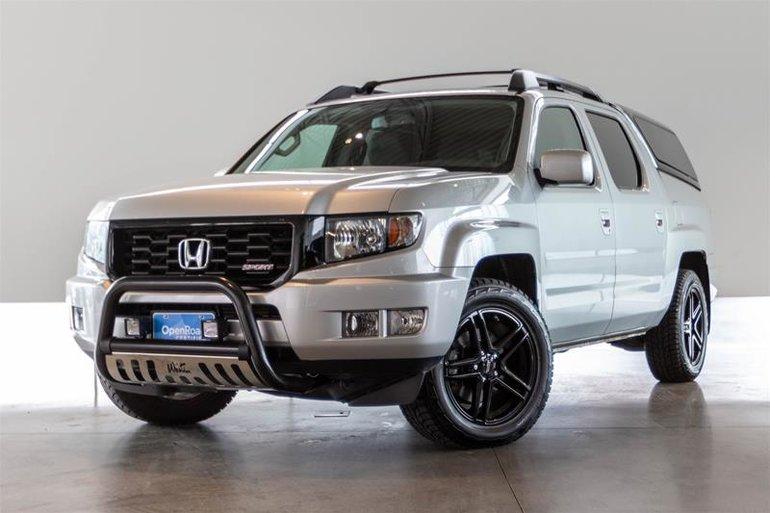 Pre-Owned 2014 Honda Ridgeline SE 5AT 4WD - $28495.0 ...
