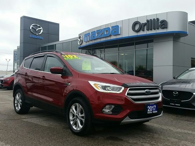 2017 Ford Escape SE***NEW PRICE***-AWD-NAV-PWR SEAT-HEATED SEATS