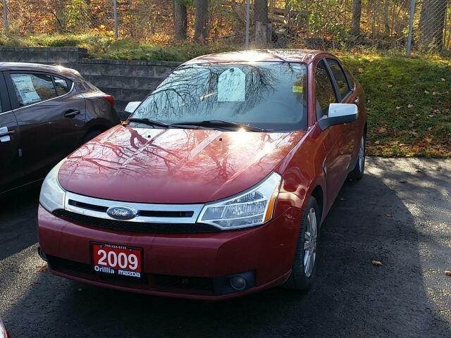 2009 Ford Focus ***NEW PRICE***SEL-MANUAL