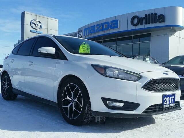 2017 Ford Focus SEL***NEW PRICE***-NAV-ROOF-HEATED SEATS