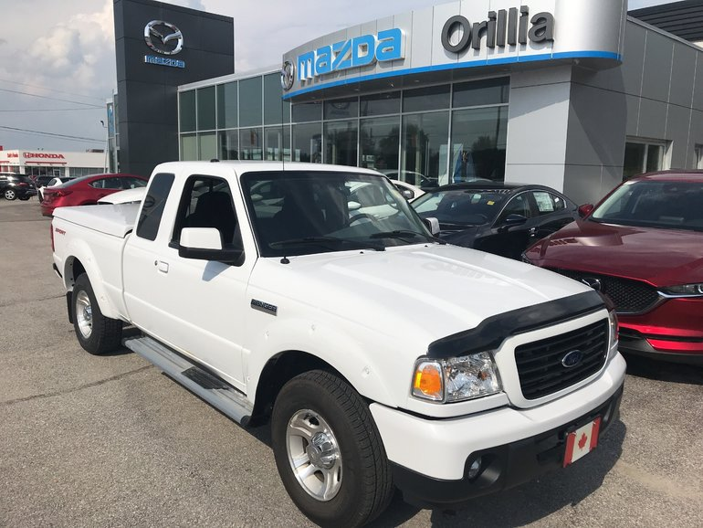 2009 Ford Ranger-ONE OWNER-ACCIDENT FREE-