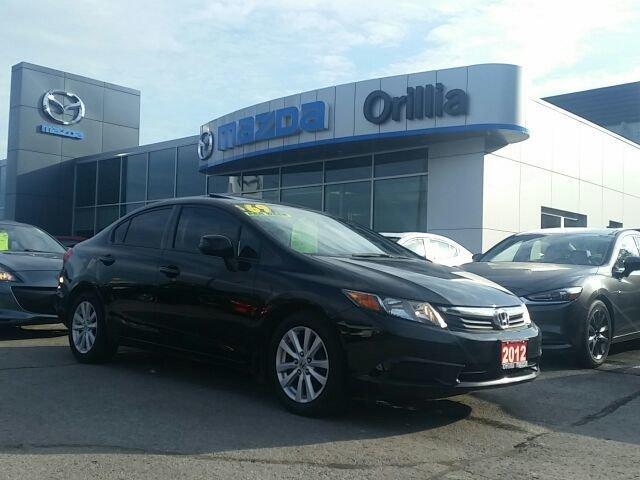 2012 Honda Civic **NEW PRICE**ROOF-AM/FM-CRIUSE CONTROL-BLUETOOTH