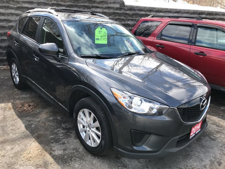 2014 Mazda CX-5 AS IS UNIT