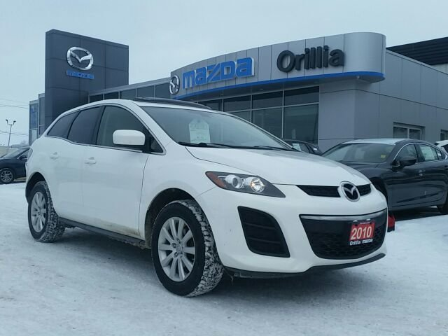 2010 Mazda CX-7 GX-NON TURBO-LEATHER-ROOF-BLUETOOTH
