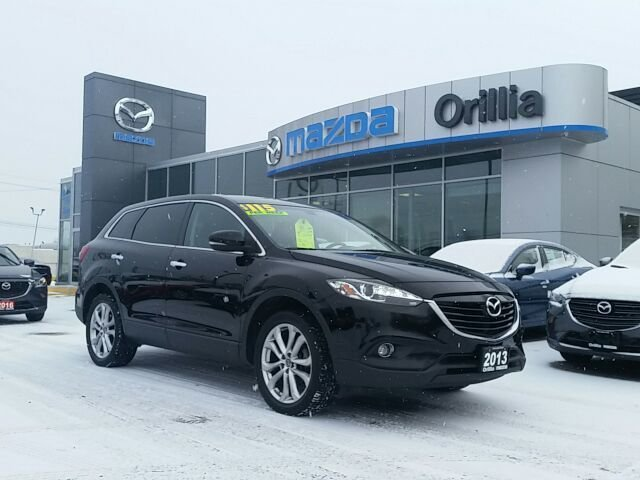 2013 Mazda CX-9 AWD-LEATHER-NAV-ROOF-3RD ROW