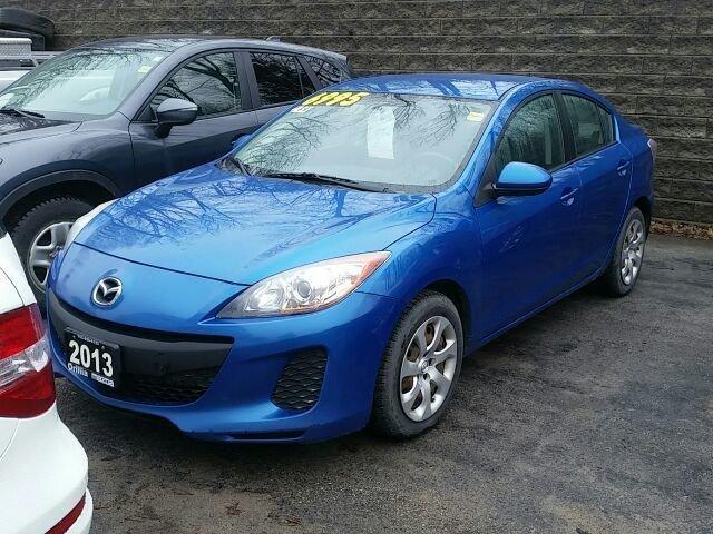 2013 Mazda Mazda3 GREAT FIRST CAR-GAS SAVER