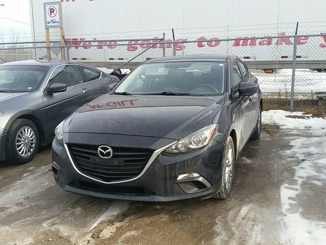 2014 Mazda Mazda3 GS SKYACTIV-BACKUP CAMERA-ALLOYS