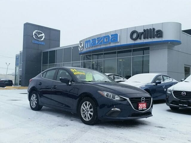 2015 Mazda Mazda3 HEATED SEATS-BACKUP CAMERA-ALLOYS