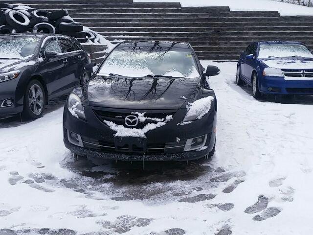 2012 Mazda Mazda6 GT