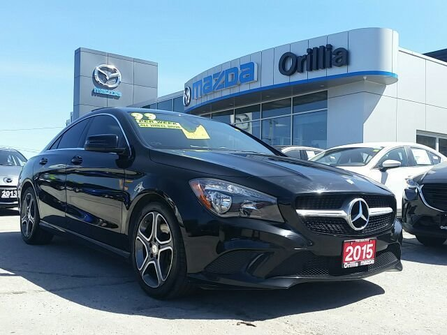 2015 Mercedes-Benz CLA-250 4MATIC-2.0L 4CYL-NAV-ROOF
