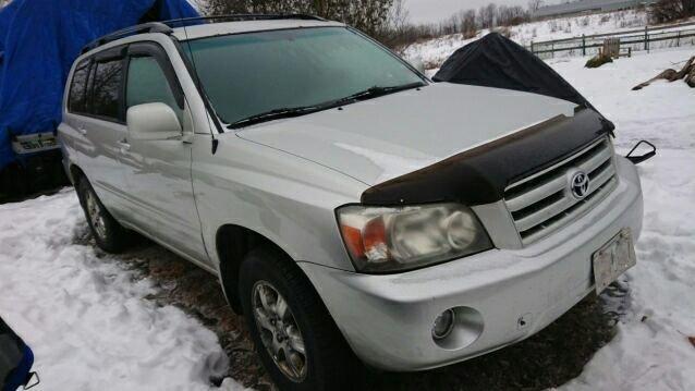2006 Toyota HIGHLANDE V6