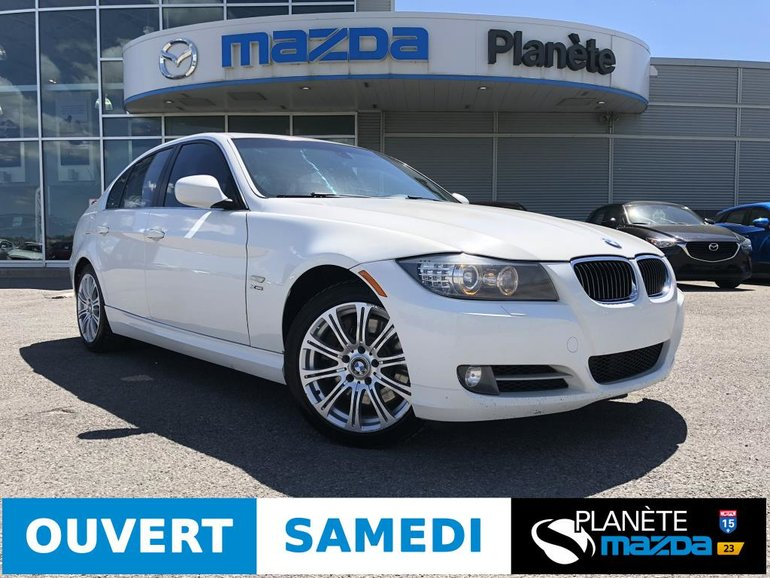 2010 BMW 335i xDrive 335i xDrive AUTO TOIT CUIR MAGS CRUISE