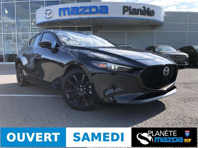 Mazda 3 Sport GT GROUPE PREMIUM CUIR BOSE APPLE CARPLAY 2019