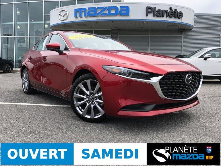 2019 Mazda 3 GT AUTO TOIT BOSE MAGS CRUISE APPLECAR PLAY