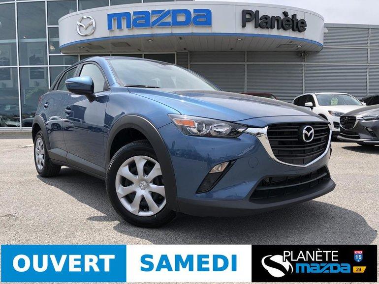 2019 Mazda CX-3 2WD GX GX AIR CRUISE APPLE CARPLAY / ANDROID AUTO